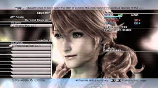 The Game Replay: Final Fantasy XIII Part 8