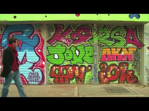 Marseille Street Art (reportage)