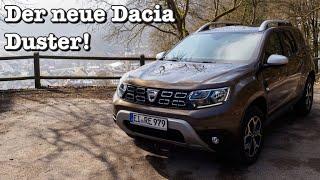 2018 Dacia Duster dCi 110 4x2 Prestige review in HD
