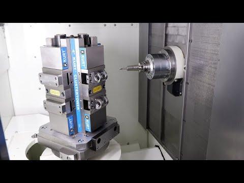 Kitamura Mycenter-HX250iG Ultra Compact Horizontal Machining Center