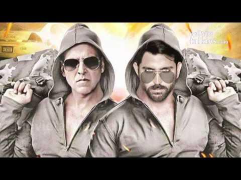 Holiday 2  Made Poster 2016  Akshay Kumar & Hrithik Roshan