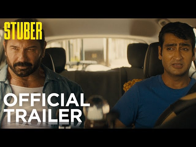 Stuber | Official Trailer | 20th Century FOX
