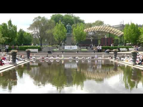 International Yoga Day in Stockholm 21 juni 2015