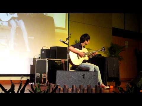 Irony - Jung Sungha Live In Malaysia 2011