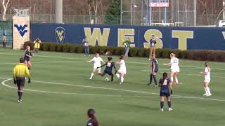 West Virginia Soccer Picked to Win Big 12