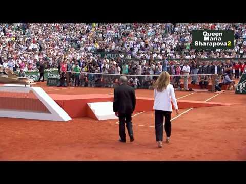 Serena Williams vs Sharapova 2013 Highlights