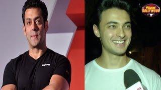 Aayush Sharma Following Bro-In-Law Salman Khan's Steps For His Debut Movie