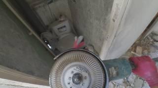 видео Демонтаж межкомнатной двери
