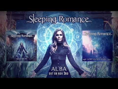 SLEEPING ROMANCE - Lost In My Eyes (Official Audio) | Napalm Records