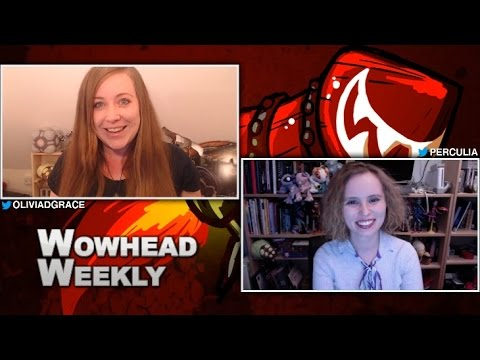 Wowhead Weekly Episode 21 - We're back, 10th Anniversary Statue, Patch 6.1 PTR!