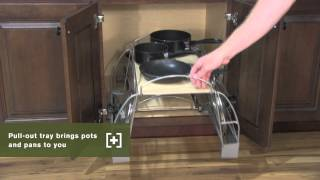 Schuler Cabinetry: Pots And Pans Storage, Kitchen Storage Part 13