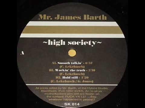 Mr. James Barth - Hold Still