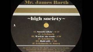 Mr. James Barth - Hold Still