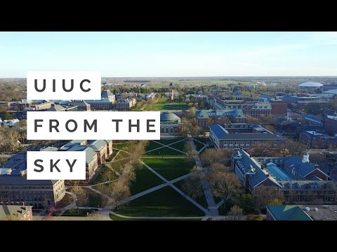 Beautiful University of Illinois