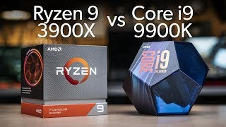 Ryzen 9 3900X vs Core i9-9900K: When Intel is better