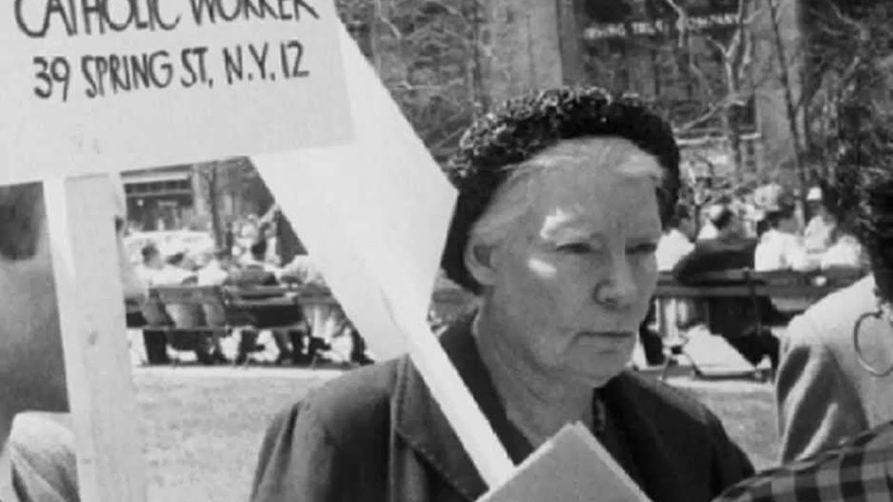The life and contributions of dorothy day