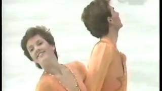 1986 Canadian Nationals Figure Skating Championships