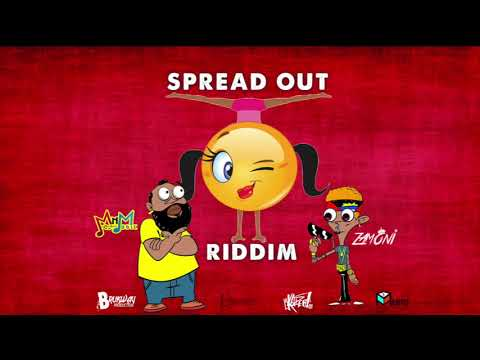 Menace XL x Zamoni - Spread Out Dey (Antigua 2019 Soca)