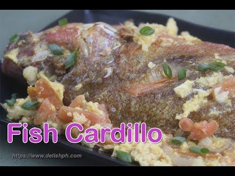 Fish Cardillo
