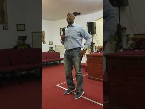Elder Doug Green (Youth Unashamed)