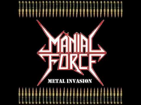 MANIAC FORCE - The First Attack