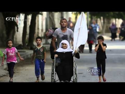 Jerusalem Dateline: Fighting in Gaza - July 25, 2014