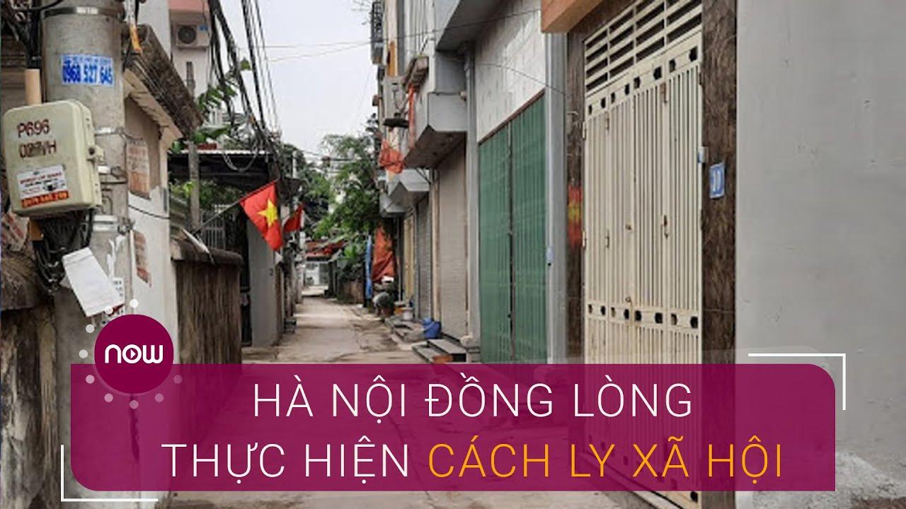 Hà Nội sau 6 ngày cách ly xã hội | VTC Now