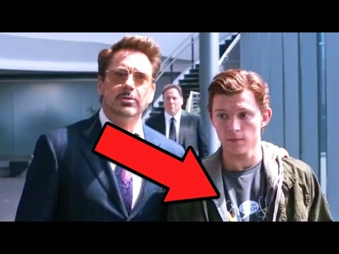 SPIDER-MAN: HOMECOMING Trailer Breakdown - Everything You Missed!