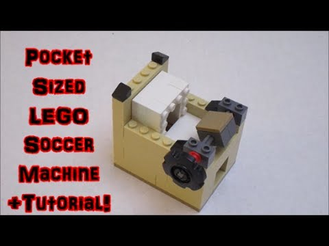 pocket sized lego machine
