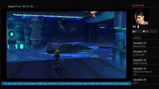 More Jak attack action