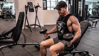 My Arms Are DEAD! Try this! (Full Workout)