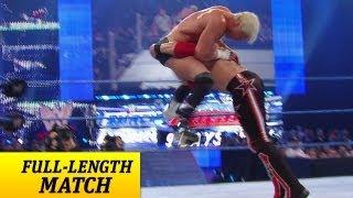 FULL-LENGTH MATCH - SmackDown - Edge vs. Dolph Ziggler