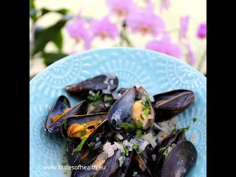 Mussels Recipes Easy How To Cook Mussels Mussels Recipes Easy