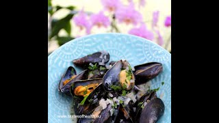 Mussels Recipes Easy - How To Cook Mussels - Mussels Recipes Easy