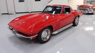 1965 Corvette Coupe For Sale at GT Auto Lounge