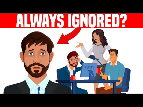 10 Reasons Why People Are Ignoring You