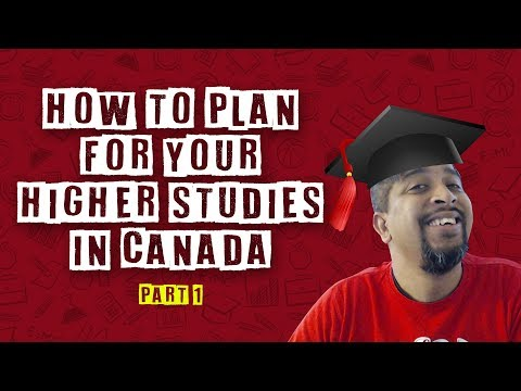 Studying In Canada - Part 1 (Bangla)