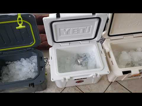 $100 Cooler Verse Yeti and Pelican
