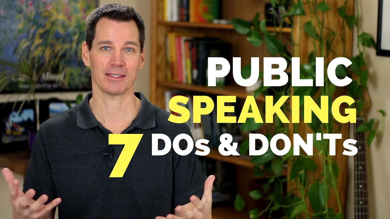 Public Speaking Tips for Beginners