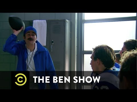 The Ben Show – Football Coach – Uncensored