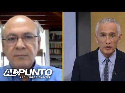 """""""Es un dictador con las manos llenas de sangre"""": periodista nicaragüense sobre Daniel Ortega"""