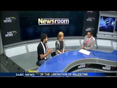 SABC Newsroom, SA Jewish Board of Deputies vs. BDS South Africa on Leila Khaled