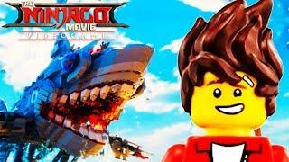 LEGO Ninjago Movie Videogame Прохождение Часть 9 АКУЛЬЯ АТАКА