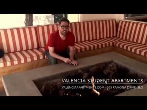 VALENCIA Student Apartments   Cal Poly   Cuesta San Luis Obispo 2015