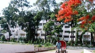 Beautiful Campus, University of Chittagong