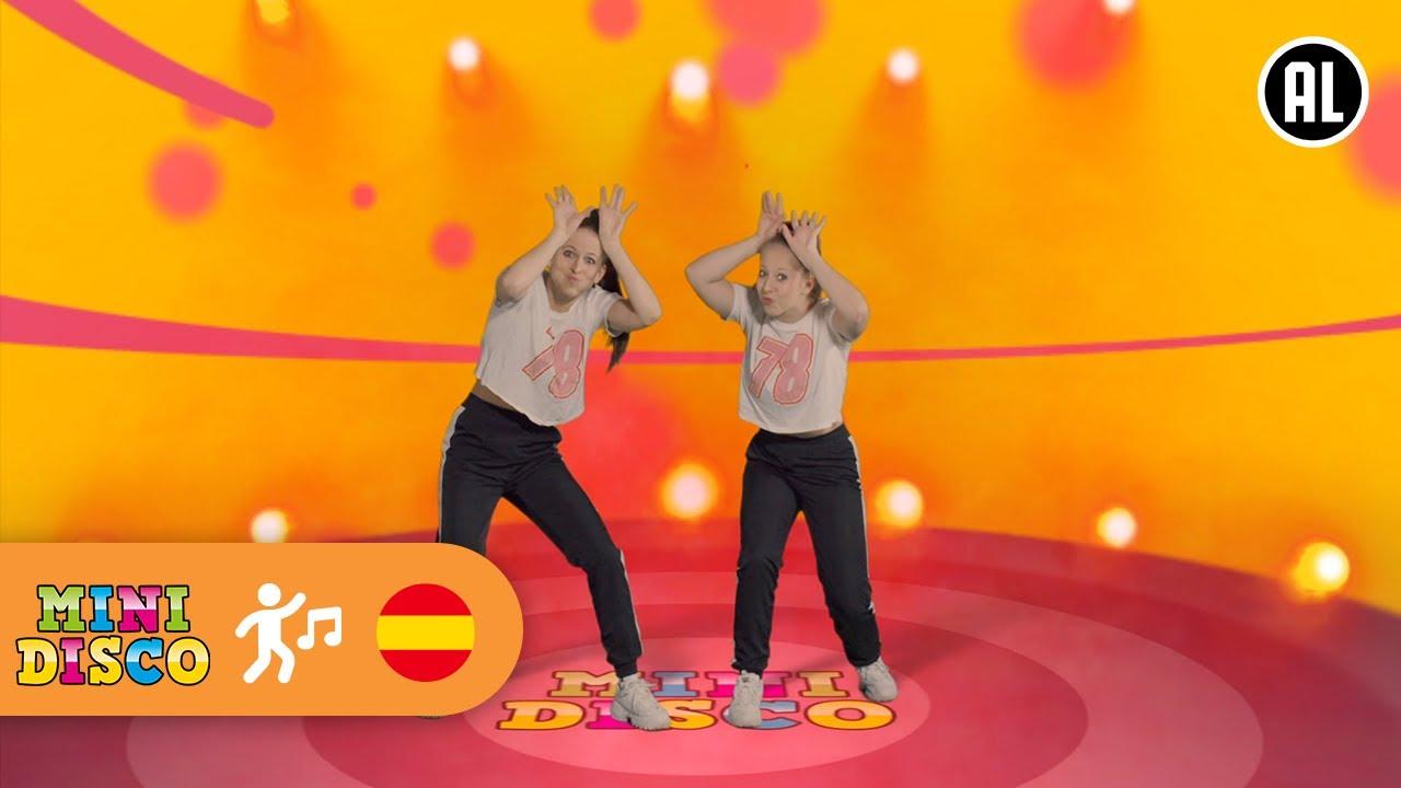 Canciones Infantiles | CANGURO | Baile | Video | Mini Disco