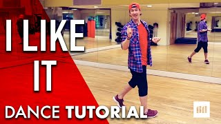 I LIKE IT by Cardi B | Commercial Dance TUTORIAL