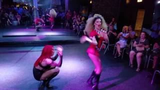 kylee starr vs vanilla mone lip sync for your life 2016