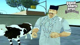 UCOK KURBAN SAPI - GTA Lucu Indonesia