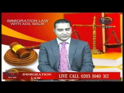Immigration Law With Adeel Malik 01 02 2014